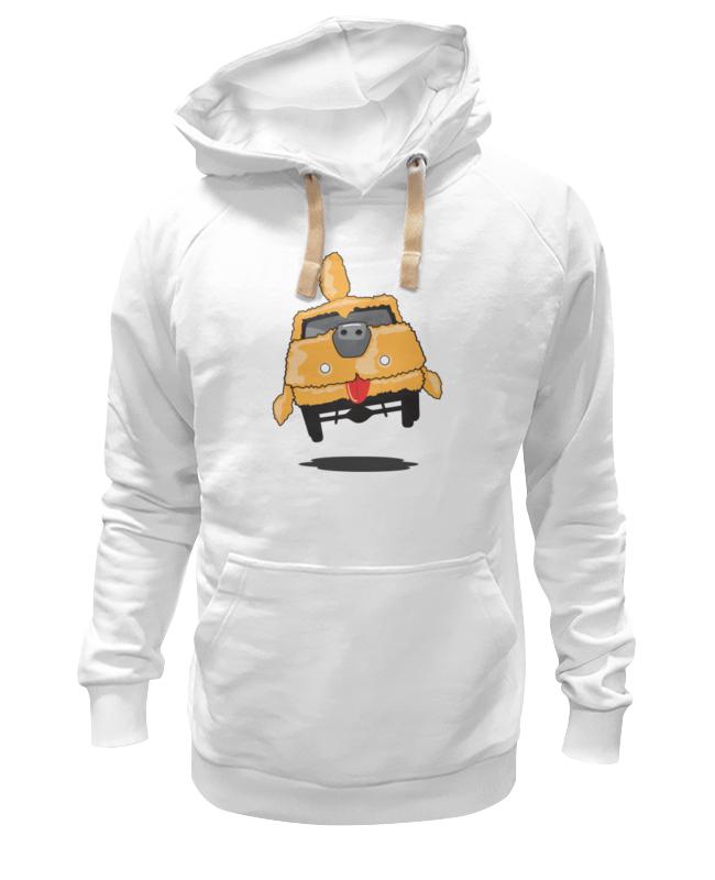 Толстовка Wearcraft Premium унисекс Printio Тупой и еще тупее 2