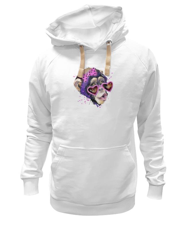 Толстовка Wearcraft Premium унисекс Printio Art monkey 2016 футболка wearcraft premium printio art monkey 2016