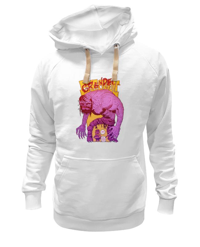 Толстовка Wearcraft Premium унисекс Printio Grendel футболка wearcraft premium slim fit printio grendel
