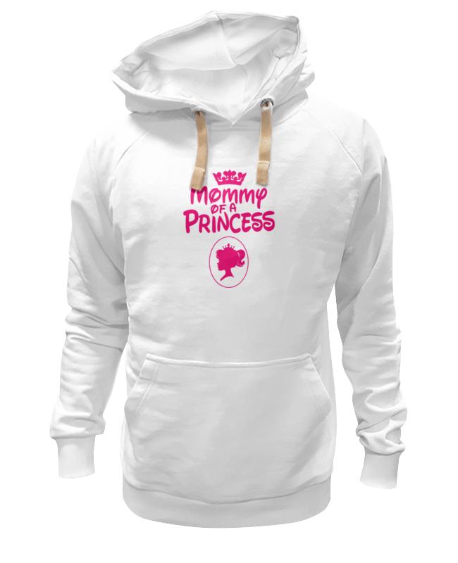 где купить Толстовка Wearcraft Premium унисекс Printio Мама принцессы по лучшей цене