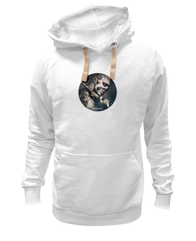 Фото - Толстовка Wearcraft Premium унисекс Printio Zombie boy футболка wearcraft premium printio zombie boy