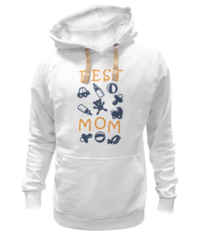 Толстовка Wearcraft Premium унисекс Printio Best mom набор для выращивания волшебный кристалл с пожеланием процветания