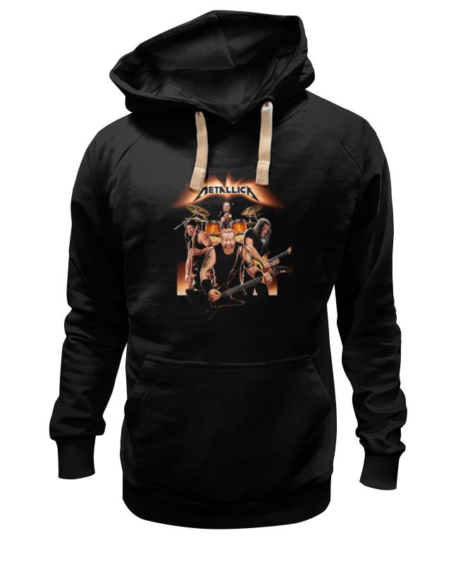 Толстовка Wearcraft Premium унисекс Printio Metallica - fan-art brand new original adda ab07005hx07kb00 dc5v 0 40a qat10 notebook fan