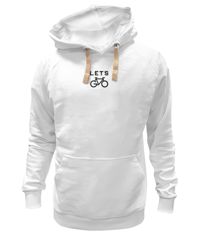 Толстовка Wearcraft Premium унисекс Printio Lets go футболка классическая printio lets go ride