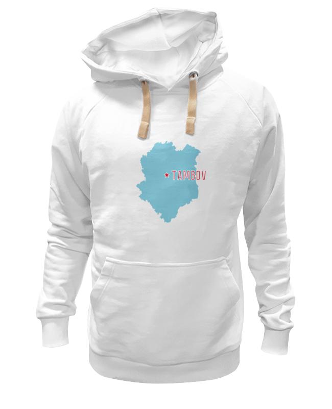 Толстовка Wearcraft Premium унисекс Printio Тамбовская область. тамбов