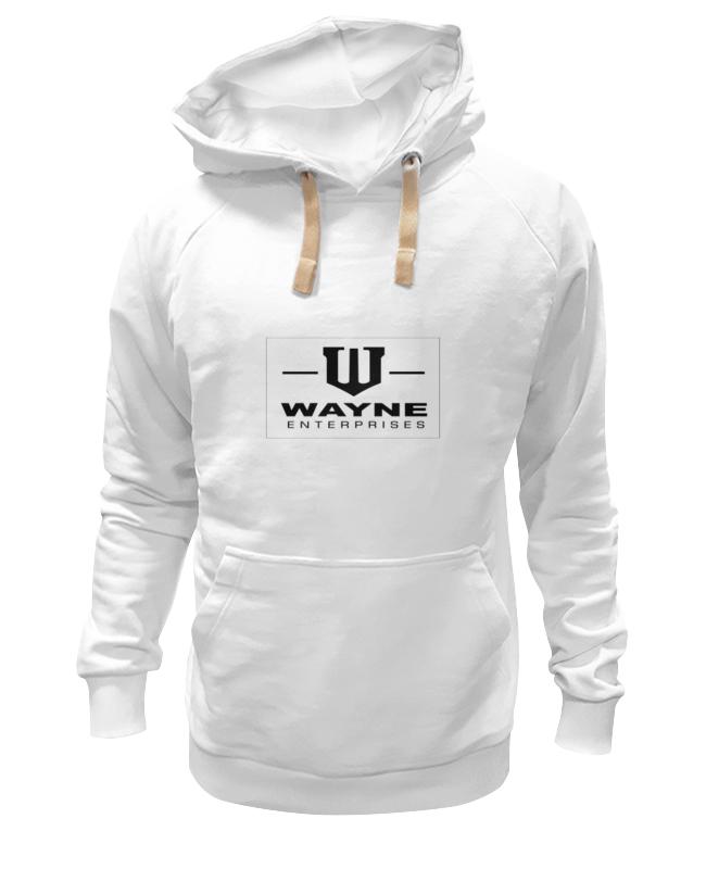 Толстовка Wearcraft Premium унисекс Printio Wayne enterprises футболка рингер printio wayne enterprises
