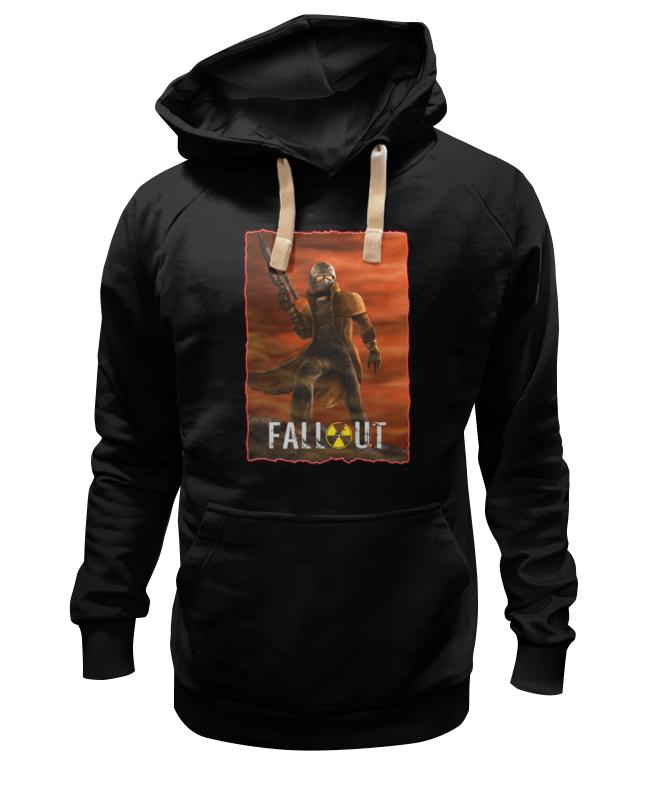 Толстовка Wearcraft Premium унисекс Printio Fallout game толстовка wearcraft premium унисекс printio fallout big gun