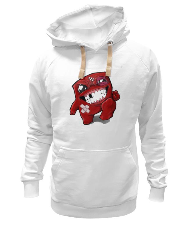 Толстовка Wearcraft Premium унисекс Printio Super meat boy super meat boy [pc цифровая версия] цифровая версия