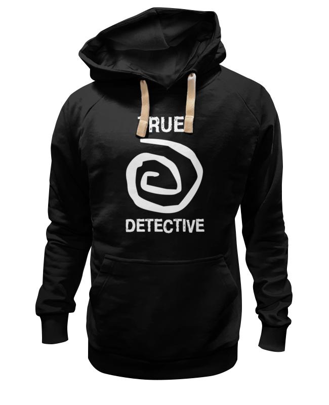 Толстовка Wearcraft Premium унисекс Printio True detective detective cross