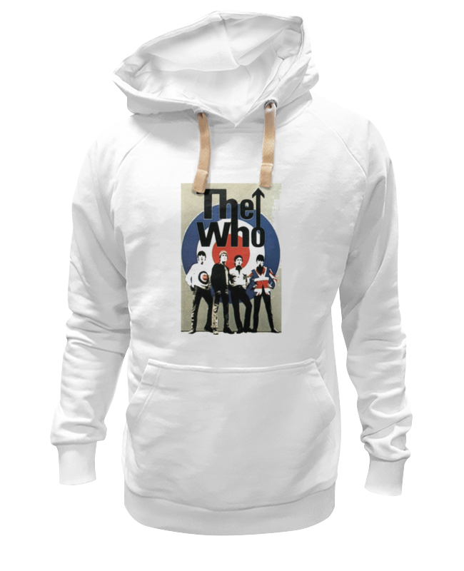 Толстовка Wearcraft Premium унисекс Printio The who футболка wearcraft premium printio the who