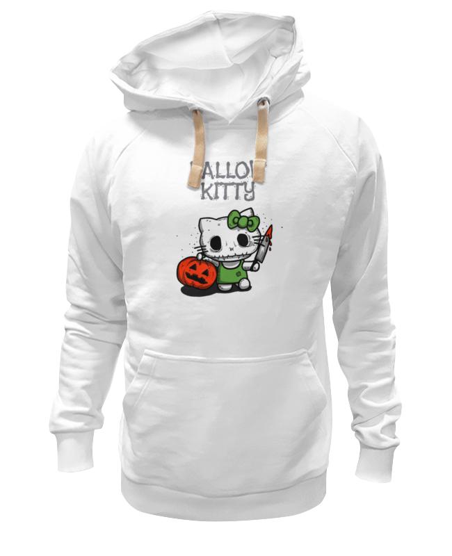 Толстовка Wearcraft Premium унисекс Printio Hallow kitty слюнявчик printio hallow kitty