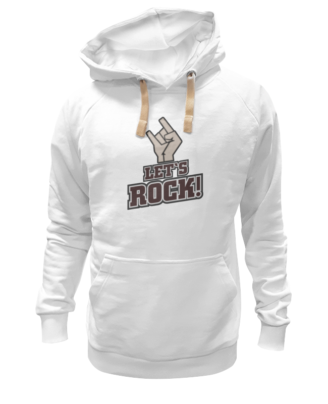 Толстовка Wearcraft Premium унисекс Printio Let`s rock! толстовка wearcraft premium унисекс printio let s do this 20% cooler