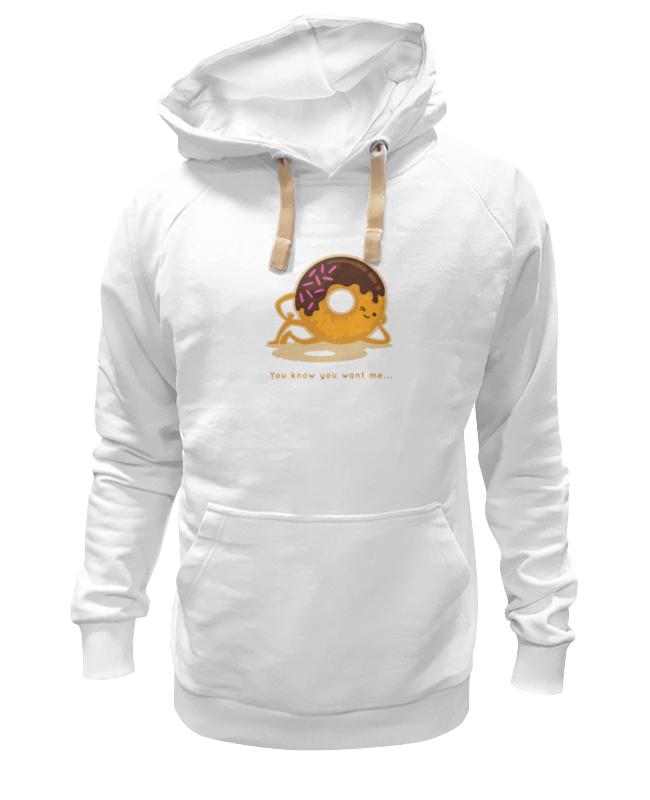 все цены на Толстовка Wearcraft Premium унисекс Printio Пончик онлайн