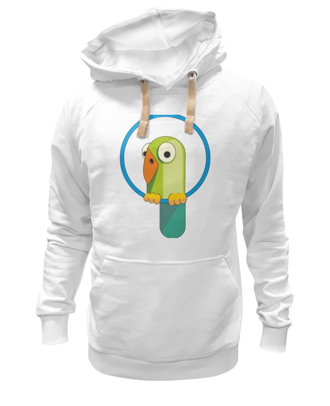 Толстовка Wearcraft Premium унисекс Printio Попугай