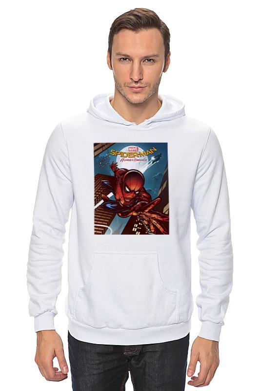 Толстовка Wearcraft Premium унисекс Printio Spider-man