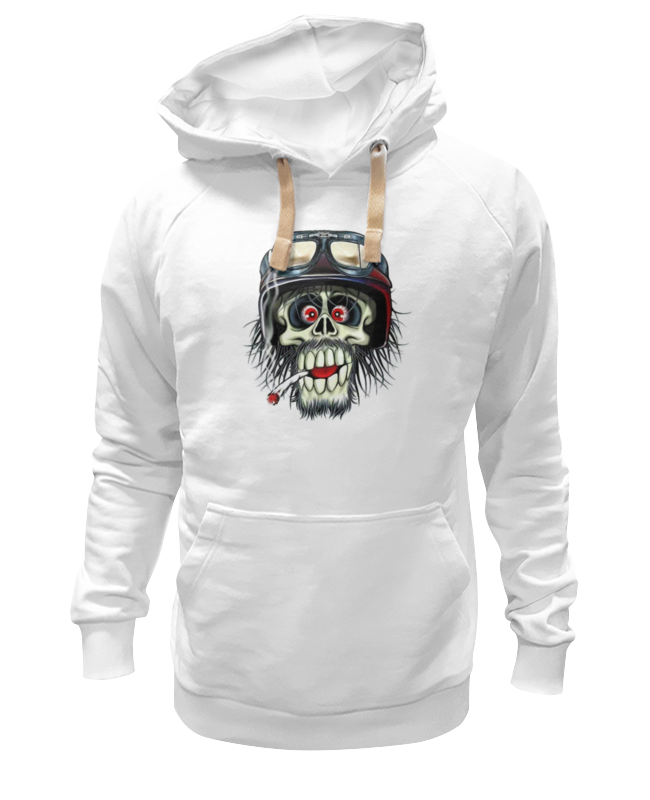 Printio Skull art цены