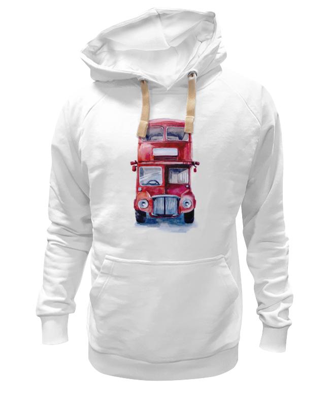 Printio London bus толстовка wearcraft premium унисекс printio samba bus