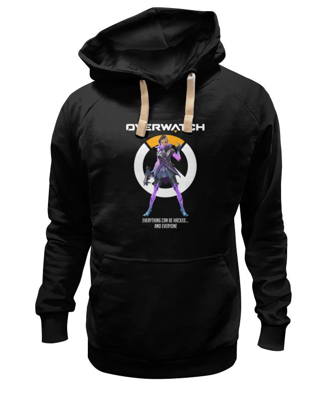 Толстовка Wearcraft Premium унисекс Printio Overwatch. сомбра толстовка wearcraft premium унисекс printio overwatch ана