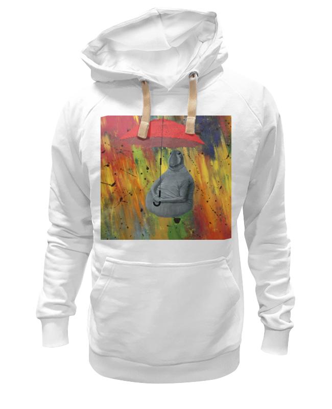Толстовка Wearcraft Premium унисекс Printio Ждун под зонтом детская футболка классическая унисекс printio ждун под зонтом