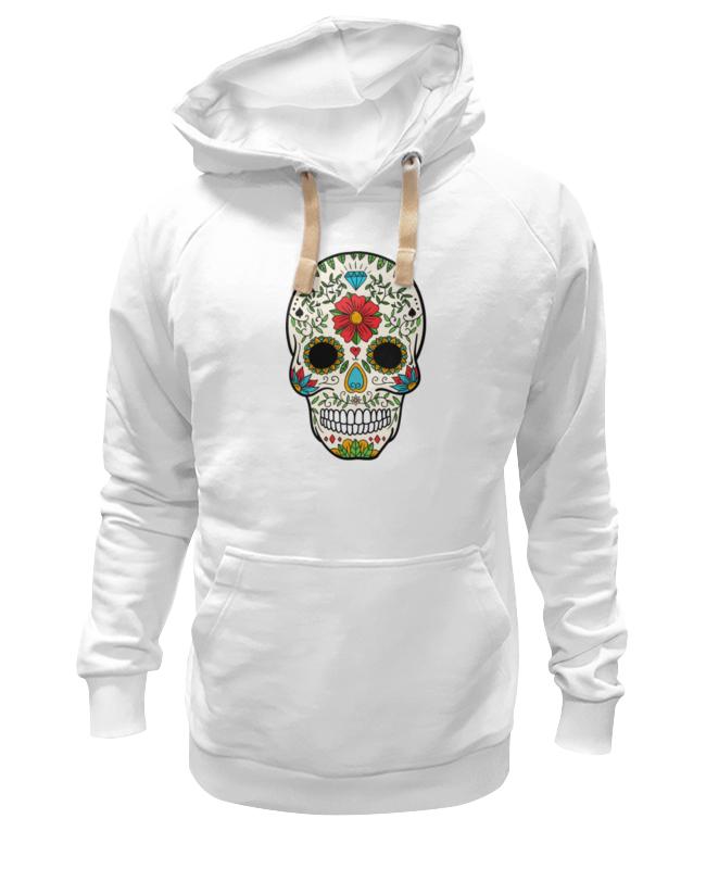 Толстовка Wearcraft Premium унисекс Printio Мексиканский череп мексиканский танец