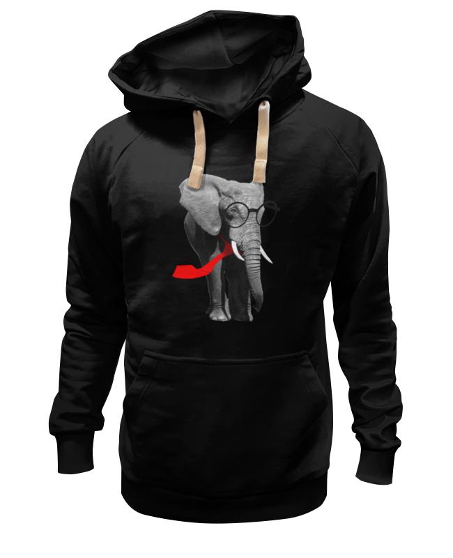 Толстовка Wearcraft Premium унисекс Printio Классный слон футболка wearcraft premium printio классный слон