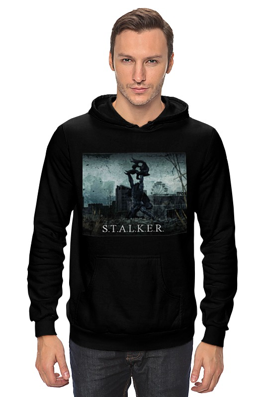 Толстовка Wearcraft Premium унисекс Printio Stalker happiness толстовка