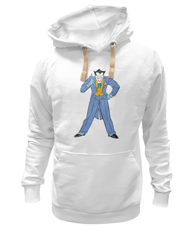 Толстовка Wearcraft Premium унисекс Printio Joker (джокер) толстовка wearcraft premium унисекс printio джокер joker