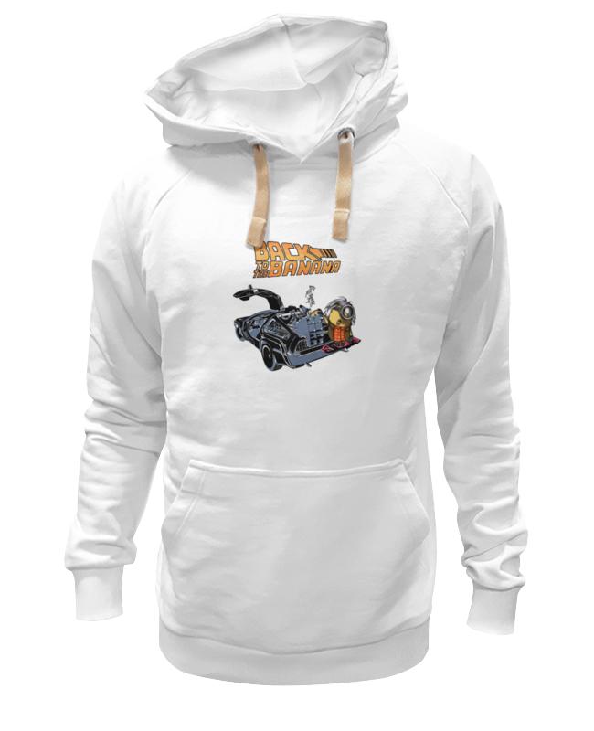 Толстовка Wearcraft Premium унисекс Printio Back to the banana