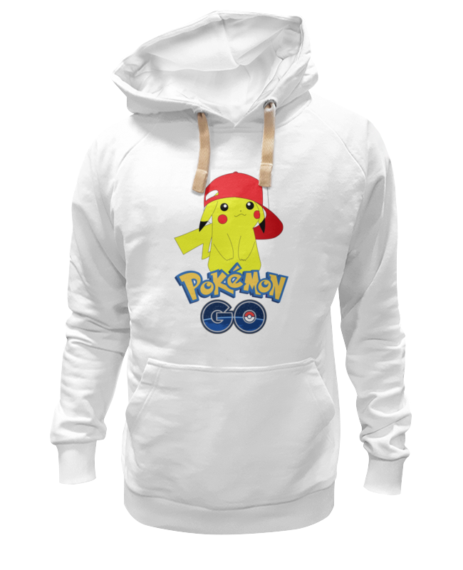 Толстовка Wearcraft Premium унисекс Printio Pokemon go 2018 new usa size anime pokemon go