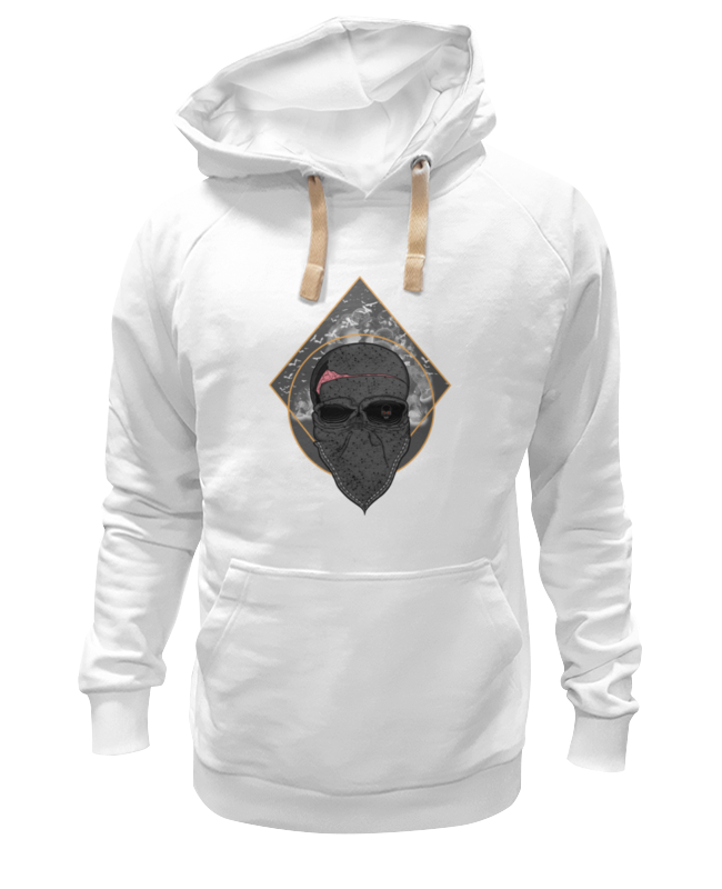 Толстовка Wearcraft Premium унисекс Printio The kingdom of skulls