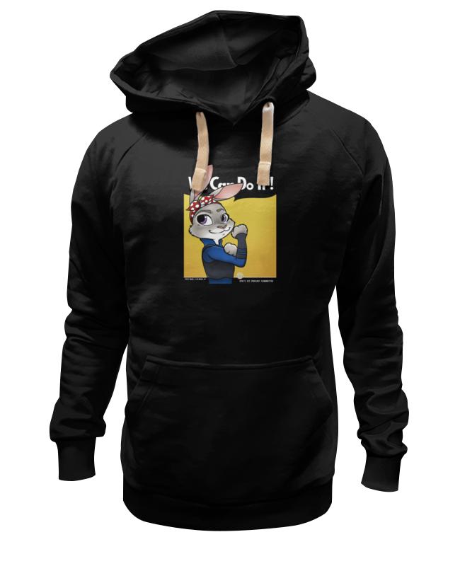 Толстовка Wearcraft Premium унисекс Printio Джуди хопс футболка классическая printio футболка джуди хопс
