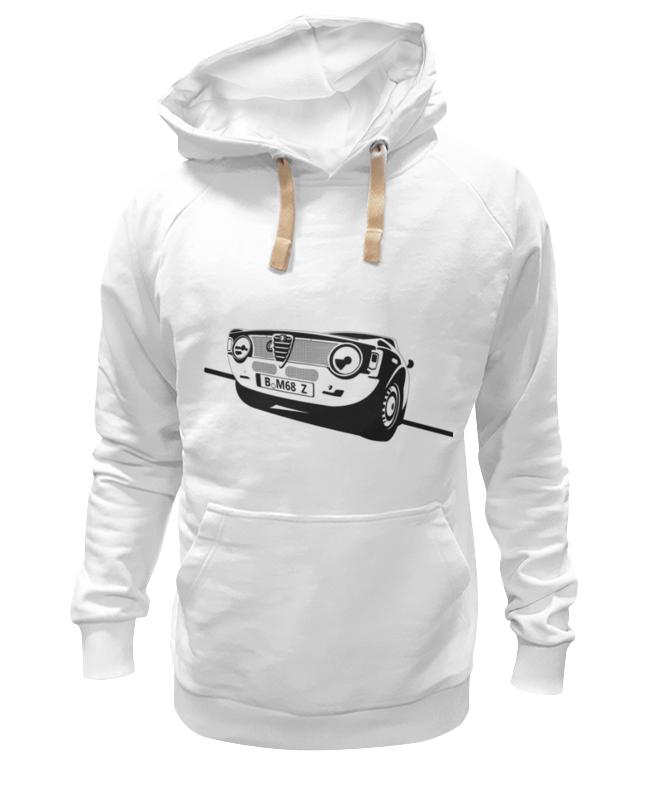 Толстовка Wearcraft Premium унисекс Printio Retro alfa romeo racing свитшот унисекс хлопковый printio retro alfa romeo racing