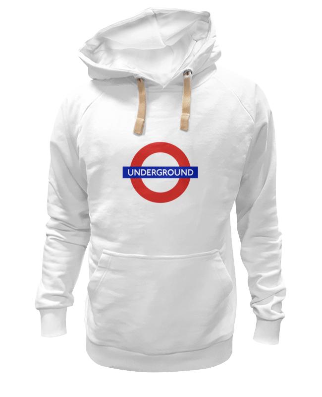Толстовка Wearcraft Premium унисекс Printio Underground сумка printio underground