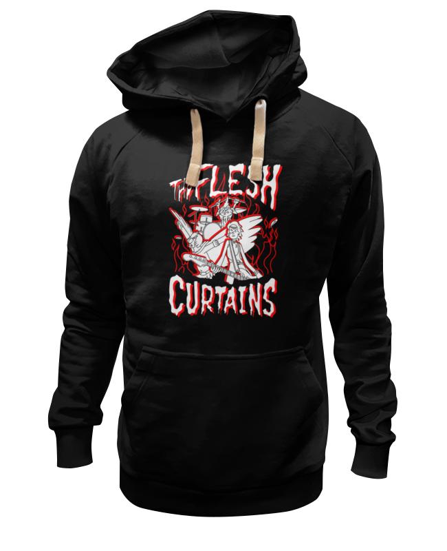 Толстовка Wearcraft Premium унисекс Printio Рик и морти. the flesh curtains live flesh
