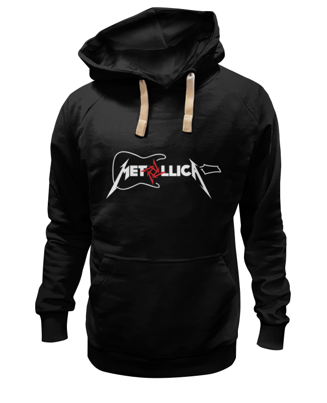 Толстовка Wearcraft Premium унисекс Printio Metallica толстовка wearcraft premium унисекс printio yale bulldogs