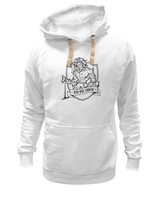 Толстовка Wearcraft Premium унисекс Printio Heavy metal gymwear ñ'ð¾ð ññ'ð¾ð²ðºð° wearcraft premium ñƒð½ð¸ñðµðºñ printio heavy metal gymwear