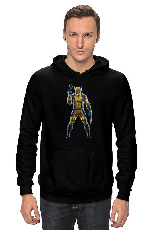 Толстовка Wearcraft Premium унисекс Printio Wolverine / росомаха толстовка wearcraft premium унисекс printio the wolverine росомаха