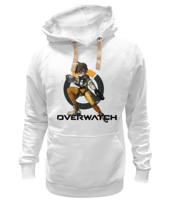 Толстовка Wearcraft Premium унисекс Printio Overwatch tracer толстовка wearcraft premium унисекс printio overwatch ана