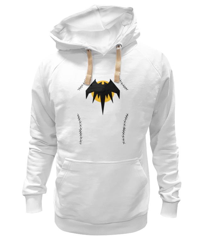 Толстовка Wearcraft Premium унисекс Printio Бэтмен (batman) толстовка wearcraft premium унисекс printio armored batman бэтмен в броне