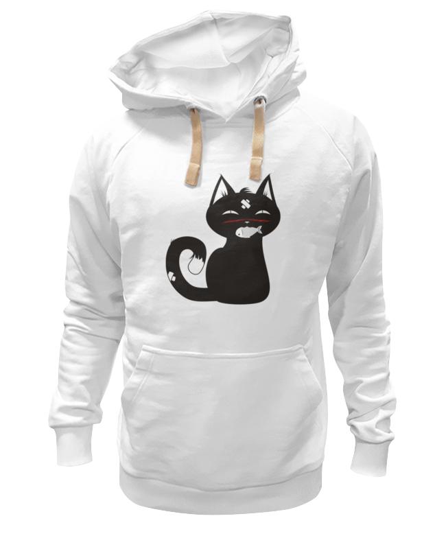 Толстовка Wearcraft Premium унисекс Printio Котенок-охотник футболка классическая printio котенок охотник