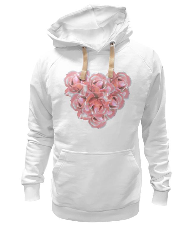 Фото - Printio Розовые розы толстовка wearcraft premium унисекс printio розовые цветы