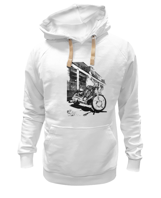 Толстовка Wearcraft Premium унисекс Printio Мотоциклы толстовка wearcraft premium унисекс printio мотоциклы