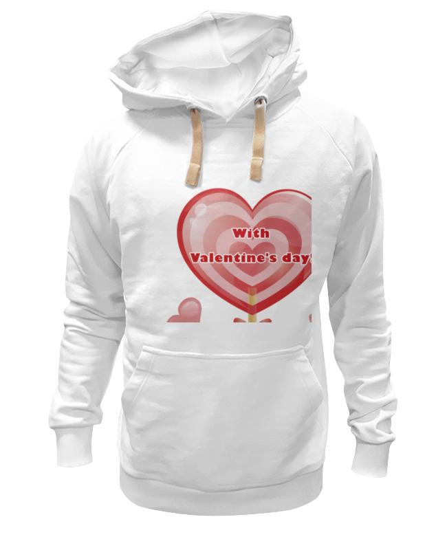 Толстовка Wearcraft Premium унисекс Printio happy valentine's day! толстовка happy time 20140207s129 2014