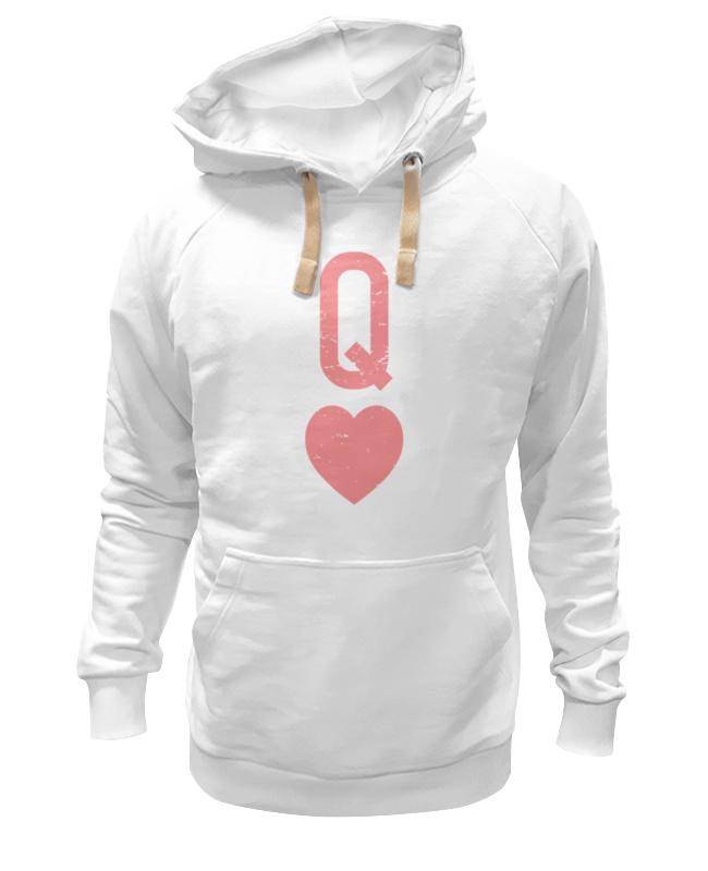 Толстовка Wearcraft Premium унисекс Printio Королева сердец сумка printio королева сердец