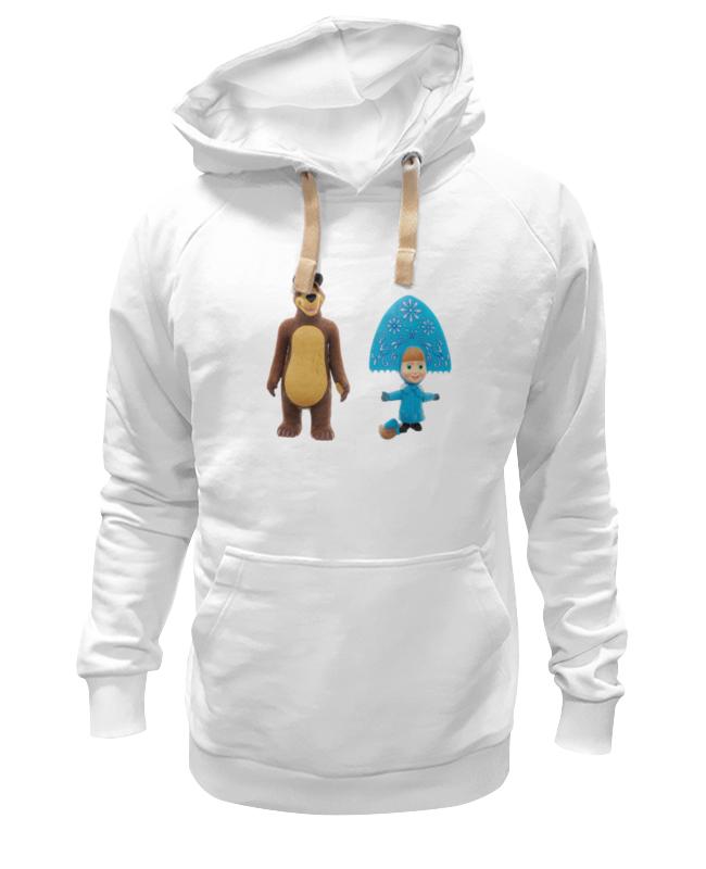 Толстовка Wearcraft Premium унисекс Printio Кукла-девочка маша и миша. смешные озорные футболка классическая printio кукла девочка маша и миша смешные озорные