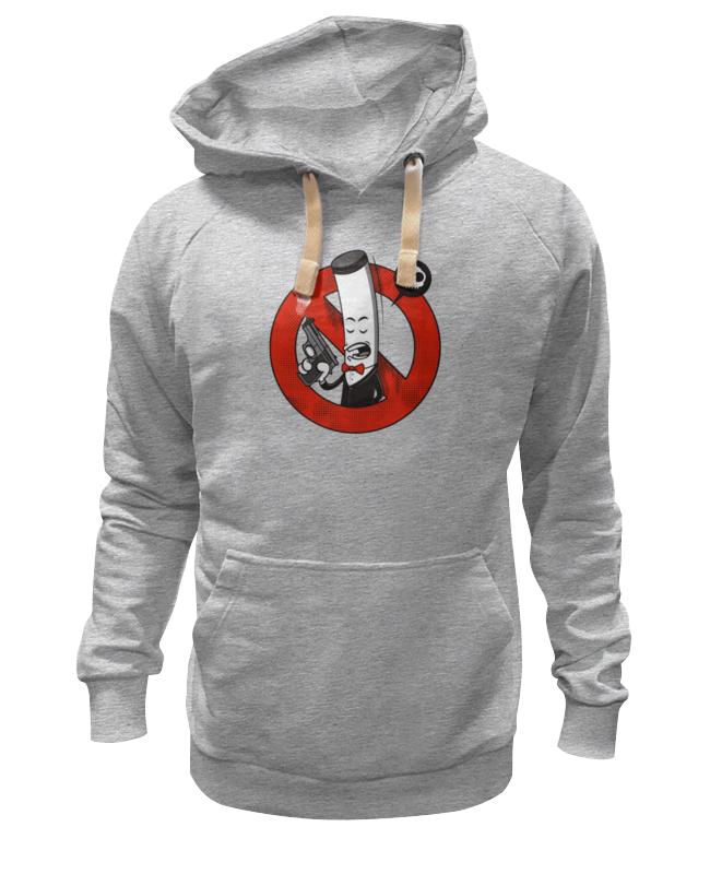 Толстовка Wearcraft Premium унисекс Printio Курение убивает! (сигарета)