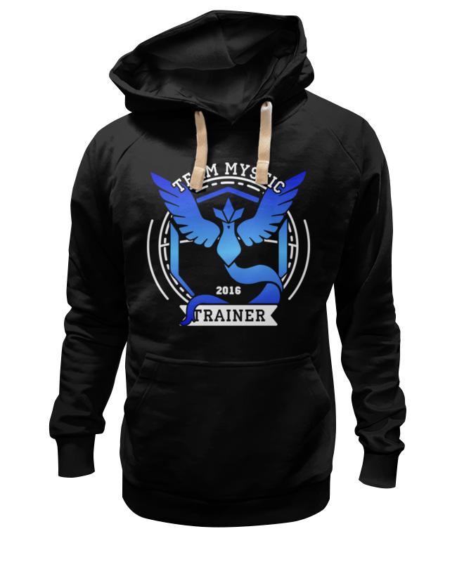 Толстовка Wearcraft Premium унисекс Printio Покемоны. team mystic футболка wearcraft premium printio покемоны team mystic