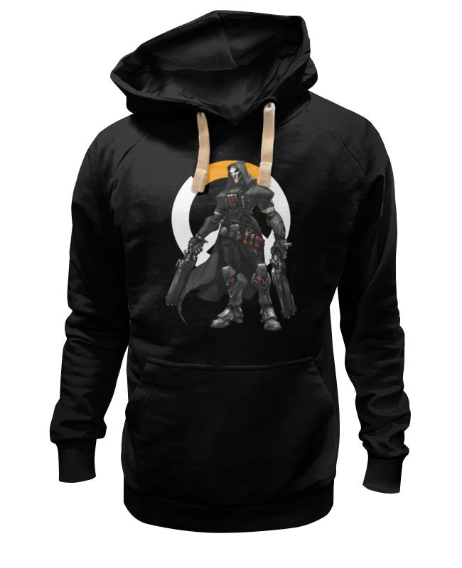 Толстовка Wearcraft Premium унисекс Printio Overwatch reaper / жнец овервотч стоимость
