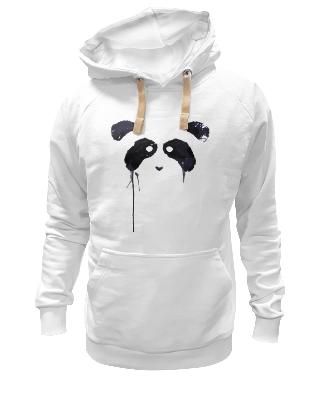 Толстовка Wearcraft Premium унисекс Printio Panda толстовка wearcraft premium унисекс printio panda hookah