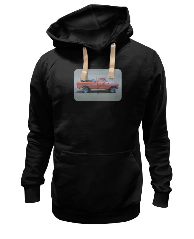 Толстовка Wearcraft Premium унисекс Printio Car car